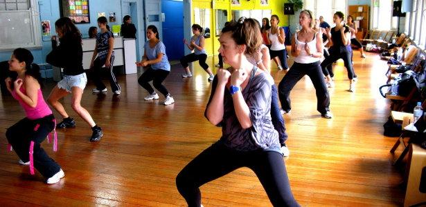 Zumba als Fitnessprogramm