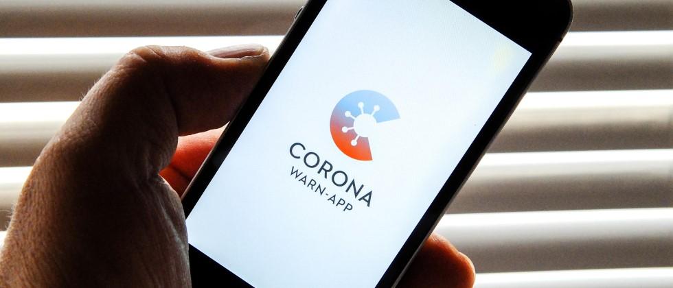 Die Corona App