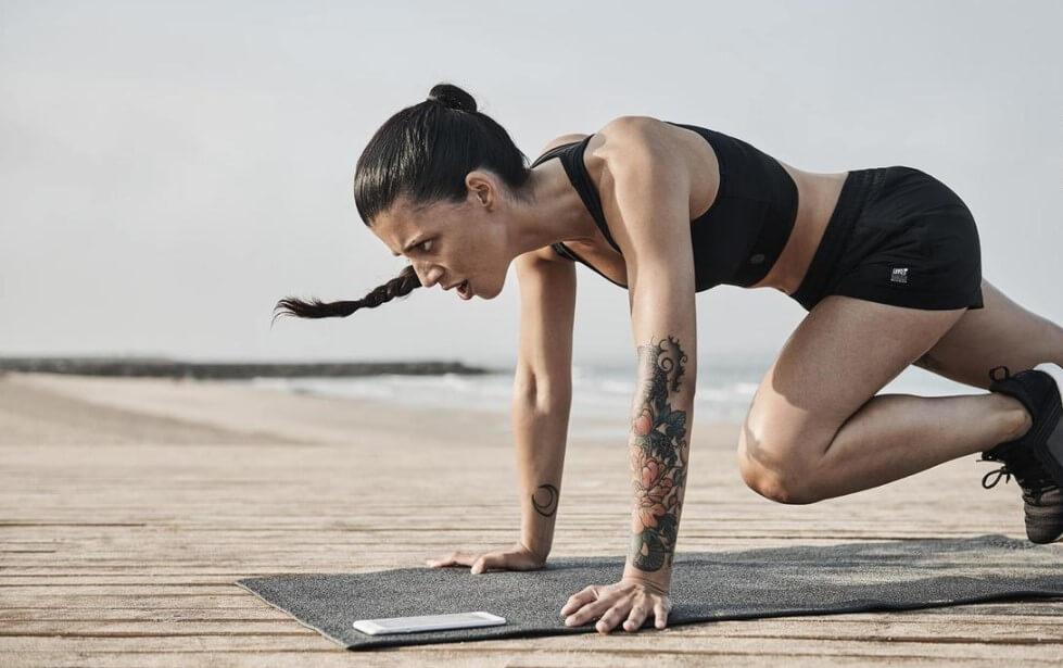 Fitness Training Apps